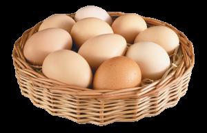 Яйца в бодибилдинге. Вред, польза и мифы.