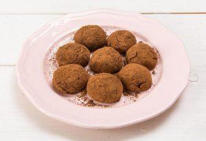 Рецепт диетических трюфелей - конфеты без сахара