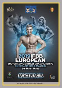 EUROPEAN CHAMPIONSHIPS 2019 – ПОБЕДИТЕЛИ СУББОТЫ