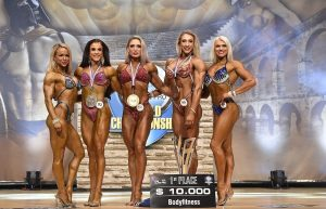 Результаты IFBB Elite Pro World Championships 2019
