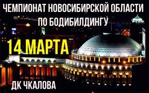 ПОЛОЖЕНИЕ Чемпионат Новосибирской области 2020 по бодибилдингу