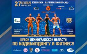 ПОЛОЖЕНИЕ КУБОК ЛЕНИНГРАДСКОЙ ОБЛАСТИ 2020