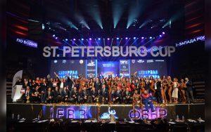 Протоколы Кубок Санкт-Петербурга 2021